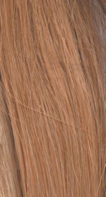 "HAIRUWEAR® - POP - 18"" Human Hair Extensions - Strawberry Blonde R7HH (1)"