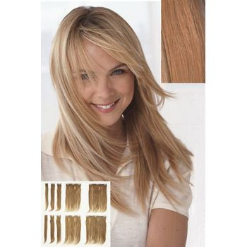 "HAIRUWEAR® - POP - 18"" Human Hair Extensions - Strawberry Blonde"