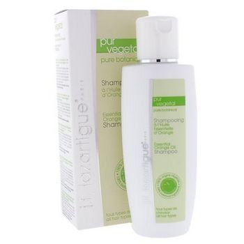 JF Lazartigue - Essential Orange Oil Shampoo - 100% Botanical - 6.8 fl. oz.