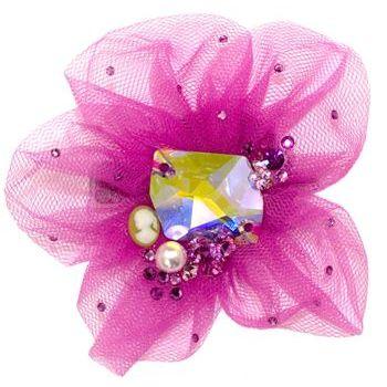Tarina Tarantino - Gothic Lolita Flower Anywhere Clip - Pink