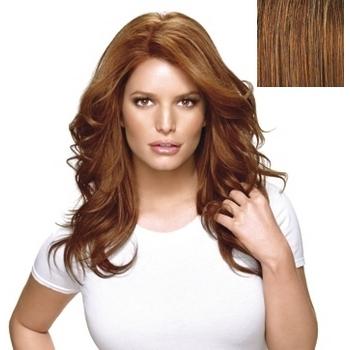 Ginger Blonde Hair Color
