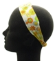 HB HairJewels - Lucy Collection - Bright Floral Stretch Band --New Arrivals- HairBoutique.com Marketplace :  floral retro hair jewels hb