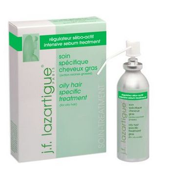 JF Lazartigue - Intensive Sebum Treament - (for Oily Roots) - 2.50 fl. oz.
