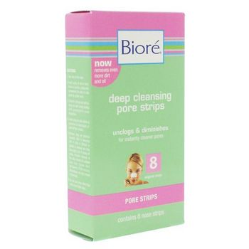 Biore - Deep Cleansing Pore Strips - 8 Original Strips