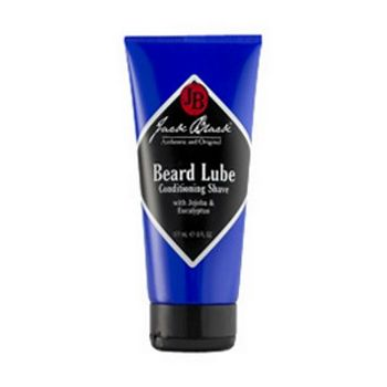 Jack Black - Beard Lube Conditioning Shave w/ Jojoba & Eucalyptus - 6 fl. oz.
