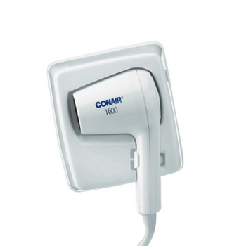 Conair - Wall Mounted Hair Dryer