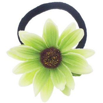 Karin's Garden - Black Eyed Susan - Pony Holder - Lime (1)