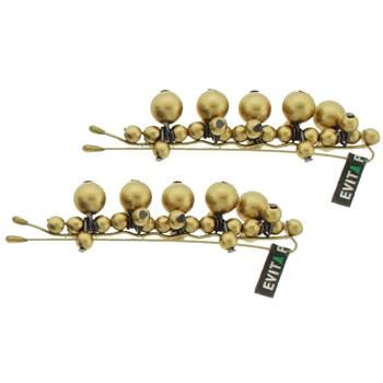 Evita Peroni - Siren Bobby Pins - Golden Song - Poseidon's Secret Waters Collection - Set of 2