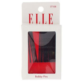 Elle & Elle Girl - Bobby Pins - Black (Set of 18)