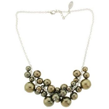 Evita Peroni - Gyritte Necklace - Green Ice (1)