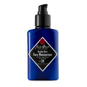 Jack Black - Double Duty Face Moisturizer SPF 20 w/ Blue Algae Extract & Sea Parsley  - 3.3 fl. oz.