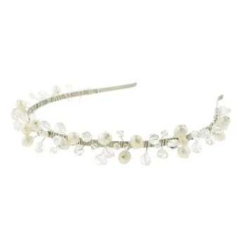 Balu - Headband w/Pearls & Crystals (1)