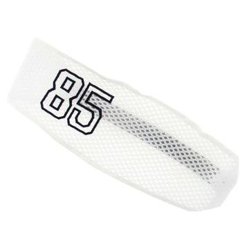 HB HairJewels - Lucy Collection - Sports Jersey Bandeau - #85 (1)