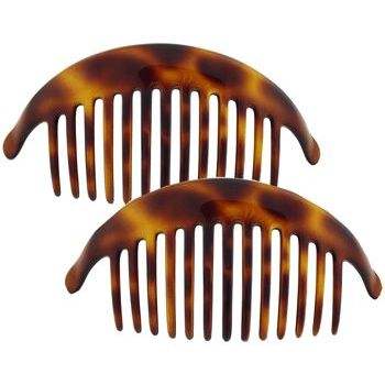 France Luxe - Interlocking Combs - Tort - Set of 2 *All Sales Final*
