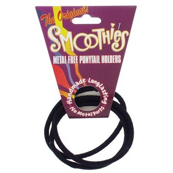 Smoothies - Metal Free Pony - Black