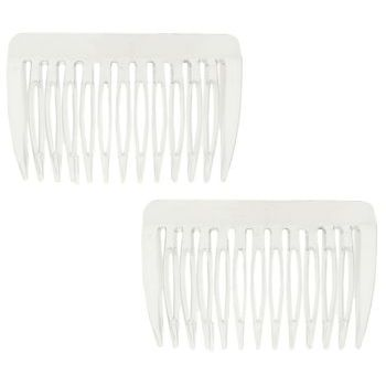 Smoothies - Small Combs - Clear (pr.)