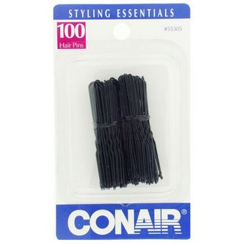 Conair Accessories - Hair Pins - 100pc - Black