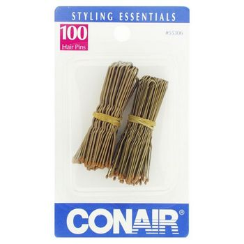 Conair Accessories - Hair Pins - 100pc - Bronze
