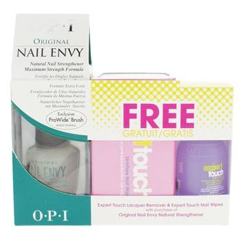 O.P.I. - Expert Touch Lacquer Remover - Take It All Off Duo + FREE GIFT