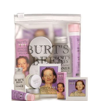 Burt's Bees - Healthy Treatment Facial Care Kit
