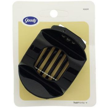Goody - HairHints - Small Updo Claw Clip - Black (1)