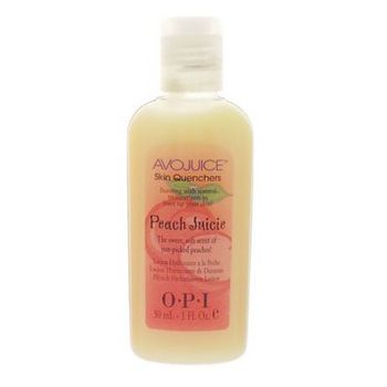 O.P.I. - AVOJUICE - Just Juicies - Peach Juicie - 30ml/1 fl.oz.