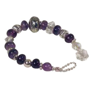 HB HairJewels - Diva Collection - Amethyst Bracelet