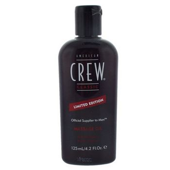 American Crew - Limited Edition - Massage Oil 4.2 fl oz (125ml)