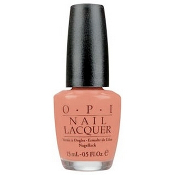 O.P.I. - Nail Lacquer - Apricot-cha Cheating- Las Vegas Collection .5 fl oz (15ml)