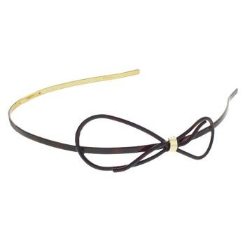 Ficcare - Ballerina Classic Collection Headband - Tortoise w/Gold (1)