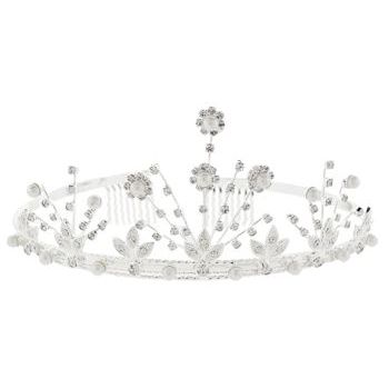 Karen Marie - Bridal Collection - Daisy Regalia Tiara (1)