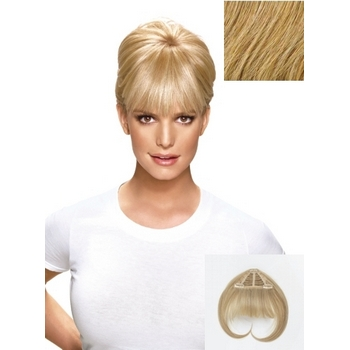 HairDo - Bang - Heat Friendly Synthetic  (Color: R25 Ginger Blonde)