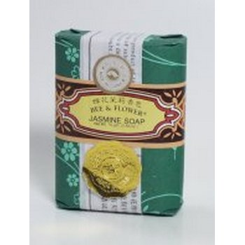 Bee & Flower Bar Soap - Jasmine - 2.65 Oz