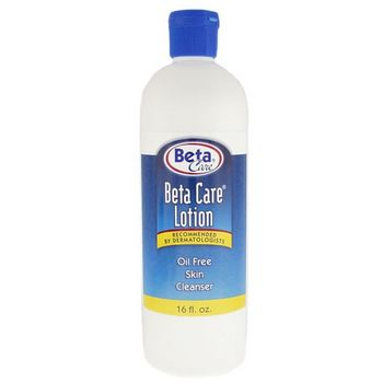 Beta Dermaceuticals - Lotion - Oil Free Cleanser, Moisturizer, and MakeUp Remover 16 fl oz