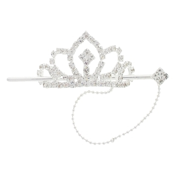 Karen Marie - Bridal Collection - Crystal Tiara Slide (1)