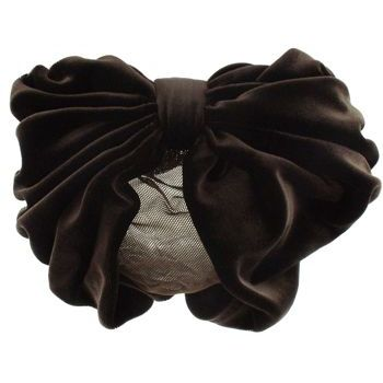 Karen Marie - Snood Collection - Large Velvet Snood - Chocolate