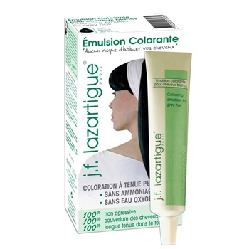 JF Lazartigue - Color Emulsion - 2.03  fl. oz. - Black