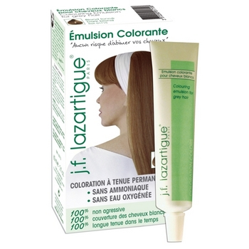 JF Lazartigue - Color Emulsion - 2.03  fl. oz. - Dark Blond