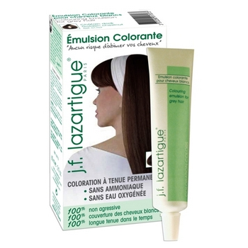 JF Lazartigue - Color Emulsion - 2.03  fl. oz. - Golden Chestnut