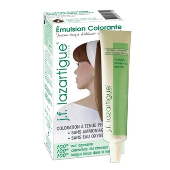 JF Lazartigue - Color Emulsion - 2.03  fl. oz. - Light Golden Chestnut