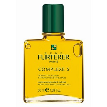 Rene Furterer - Complexe 5 Regenerating Extract with stimulating essential oils - 1.69 oz
