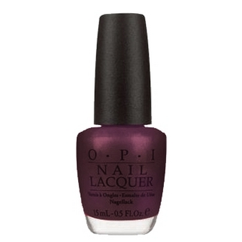 O.P.I. - Nail Lacquer - Can't-a-Berry Have Some Fun? - European Collection .5 fl oz (15ml)