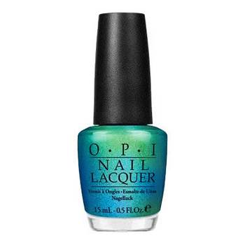 O.P.I. - Nail Lacquer - Catch Me In Your Net - Summer Flutter Collection .5 fl oz (15ml)