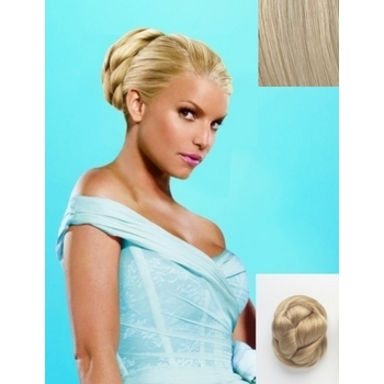 HairDo - Chignon Synthetic Updo (Color: R22 Swedish Blonde)