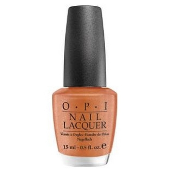 O.P.I. - Nail Lacquer - Clubbing Till Sunrise - South Beach Collection .5 fl oz (15ml)