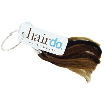 HairDo - Color Ring - Human Hair Color Shades