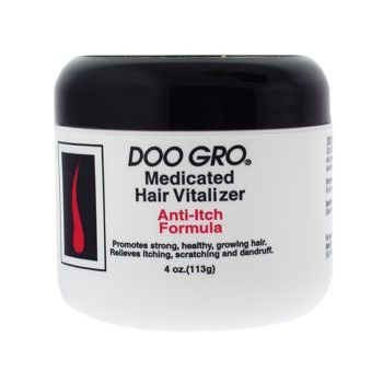 Doo Gro - Hair Vitalizer - Anti-Itch Formula - 4 oz.