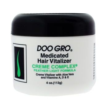 Doo Gro - Hair Vitalizer - Creme Complex Feather Light Formula - 4 oz.