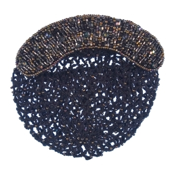 Evita Peroni - Sancia Snood - Black (1)