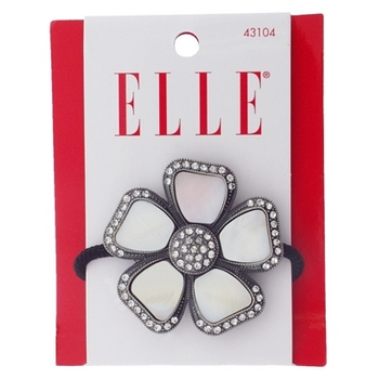 Elle & Elle Girl - Shell Flower Ponytailer